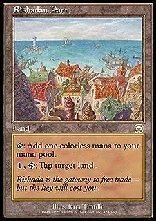 Magic: the Gathering - Rishadan Port - Mercadian Masques