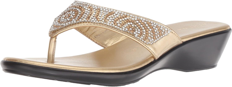 Athena Alexander Womens Shady Wedge Sandal
