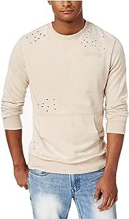 American Rag Mens Deconstructed Sweatshirt