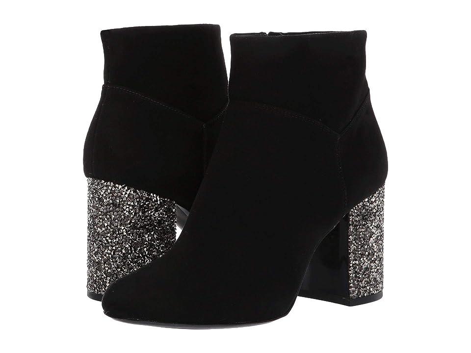MICHAEL Michael Kors Cher Ankle Boot (Black) Women