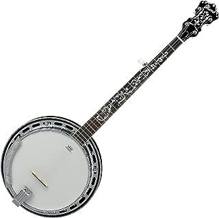 Ibanez B300 5-String Closed-Back Acoustic Banjo