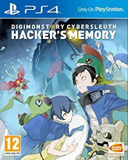 Digimon Story: Cyber Sleuth - Hacker's Memory - PlayStation 4 [Importación inglesa]