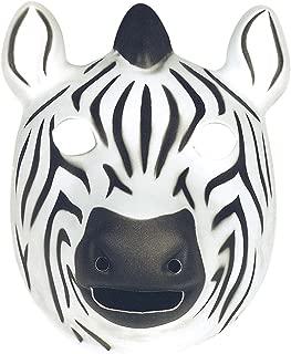 Wild Republic Zebra Mask, Kids Gifts, Costumes, Face Mask, Dress Up, Zoo Animals