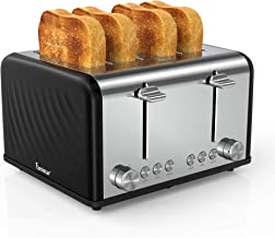 Best 4 slice toaster white Reviews