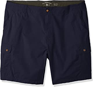 Men's Big and Tall Ripstop Stretch Cargo Short