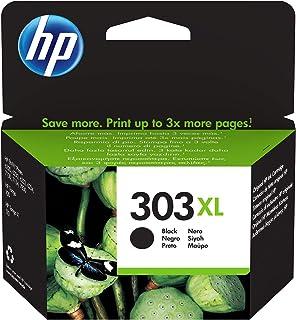HP 303XL T6N04AE, Negro, Cartucho de Tinta de Alta Capacidad, compatible con impresoras de inyección de tinta HP Tango,Tan...