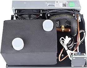 Air Conditioner with R134A Refrigerant Micro DC acondicionador de aire, DC 12V 450W R134A refrigerante, potente acondicionador de aire para el coche, sistema de enfriamiento de aire acondicionado Powe