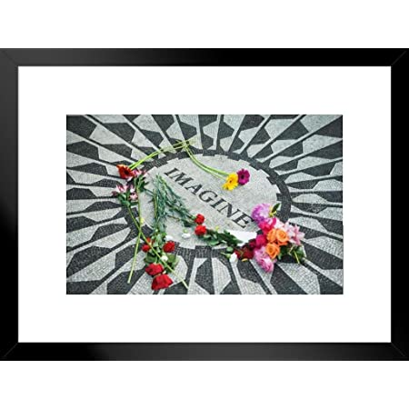 2 NEW Black And White Postcards City Kids In Strawberry Fields Central Park 1991