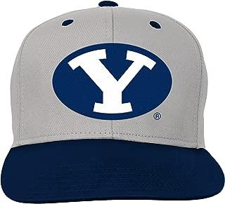 NCAA Teen-Boys NCAA Kids & Youth Boys Two Tone Flat Brim Snapback Hat