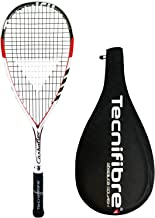 Tecnifibre Carboflex Squash Racquet Series (125, 130, 140g Weights Available)
