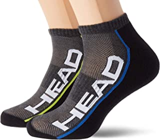 Head, Calcetines de tenis (Pack de 2) Unisex adulto