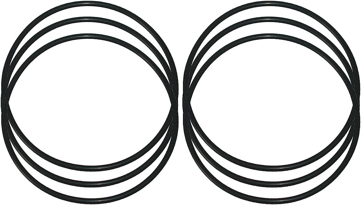 KleenWater O-Rings Compatible with Max 86% OFF WHKF-DWHV Direct stock discount Whirlpool WHCF-DW