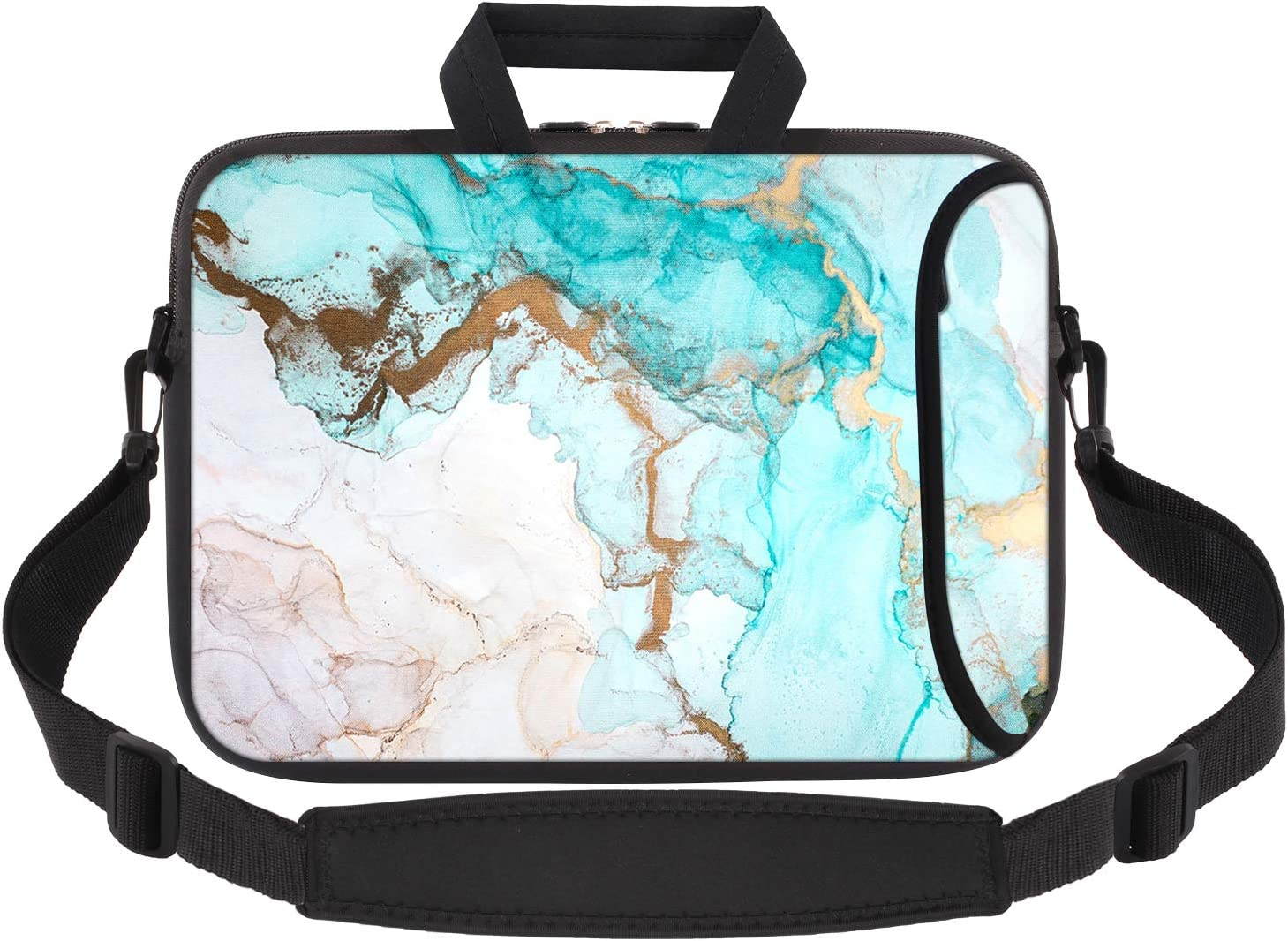 iCasso Laptop Sleeve 11.6-12.1 Soft Challenge the lowest price of Japan ☆ Max 78% OFF Inch Neoprene Stylish