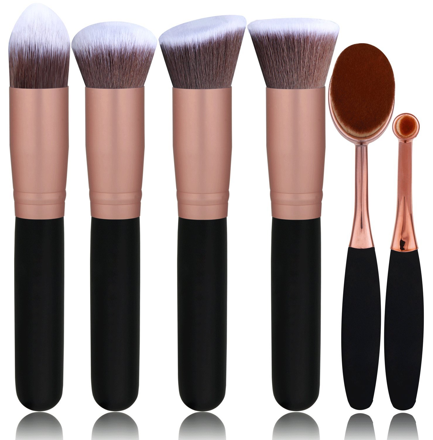 BS MALL Foundation Brushes Synthetic brushes