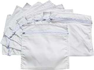 HoboTraveler.com 10 Zipper Secret Money Pockets Ready to Sew Into Clothing Large