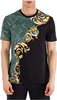 43e7f4cef4 Versace Collection t-Shirt Homme Nero