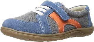 See Kai Run Kids' Johnny Gray Canvas Boat Shoe