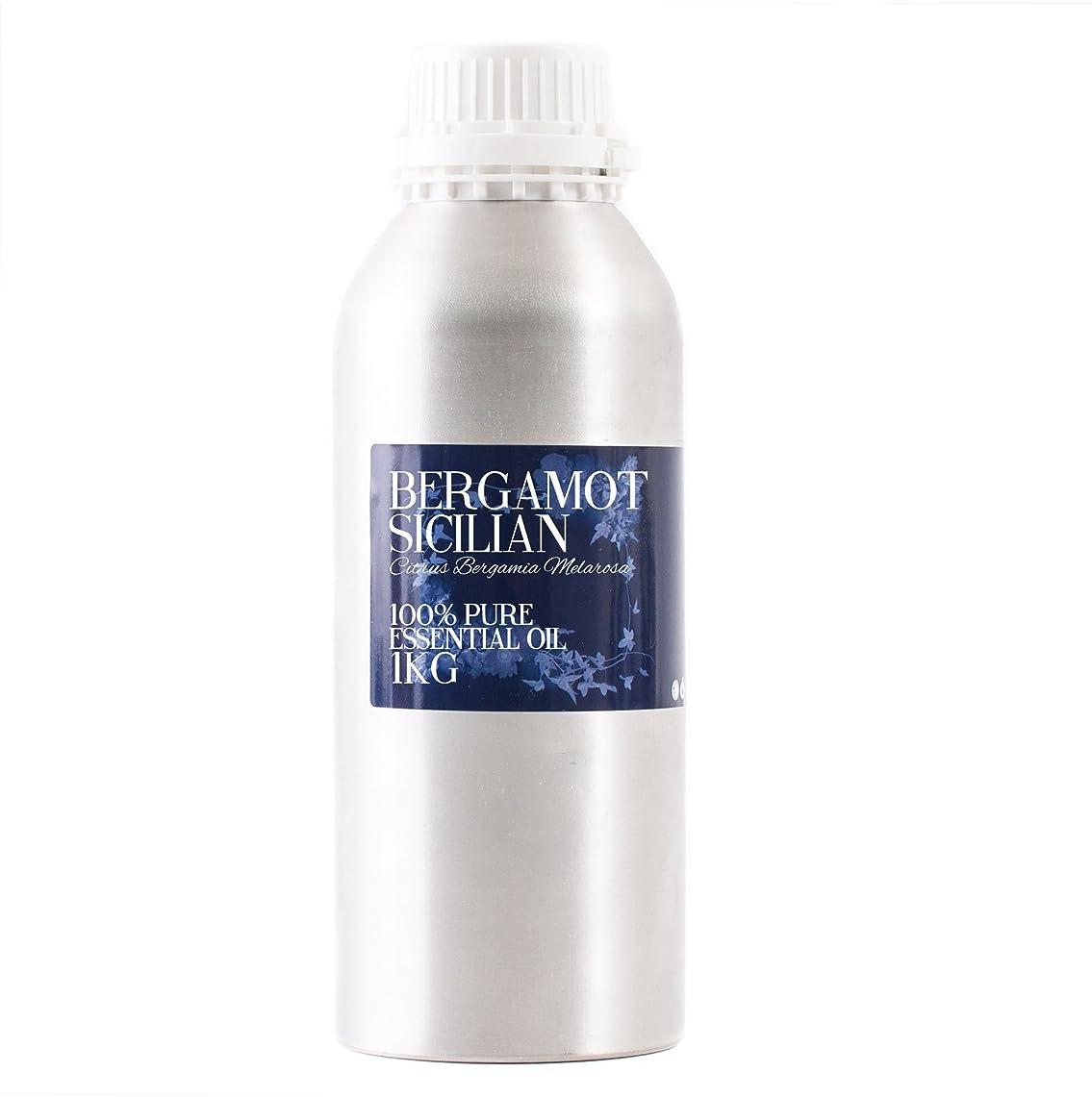 同盟レンズ非公式Mystic Moments | Bergamot Sicilian Essential Oil - 1Kg - 100% Pure