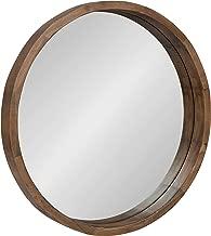 Best round natural wood mirror Reviews
