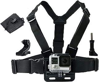 LONDON FAB Arneses para cámaras de acción compatibles con GoPro y Todas Las cámaras de acción.