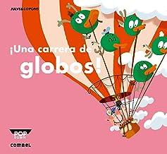 ¡Una carrera de globos! (Pop-Down) (Spanish Edition)