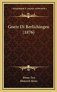 Goetz Di Berlichingen (1876)