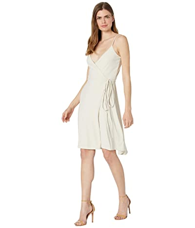 Susana Monaco V-Neck Wrap Dress Women