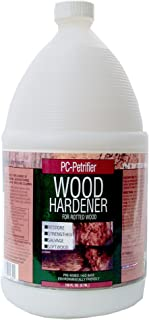 PC Products PC-Petrifier Water-Based Wood Hardener, 1gal, Milky White 128442