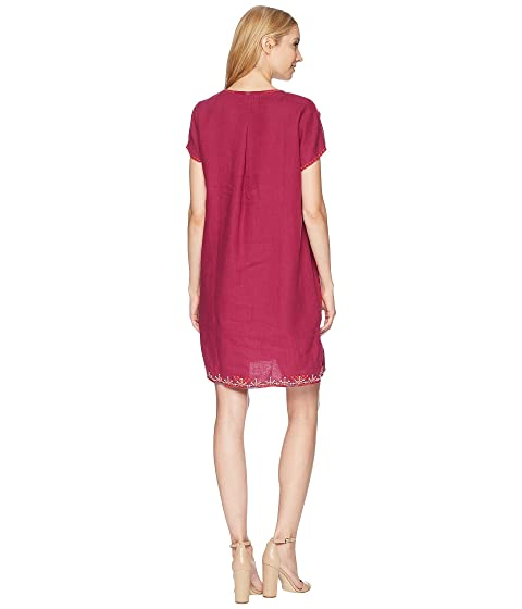 Wholesale Best Sale Sale Online Johnny Was Velsia Easy Tunic Dress Grape Where Can You Find Pay With Visa Cheap Price DaB83U