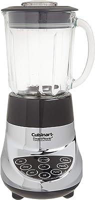 Cuisinart SPB-7CH SmartPower 40-Ounce 7-Speed Electronic Bar Blender, Chrome
