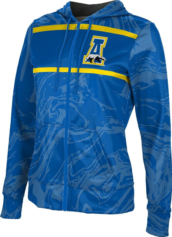 ProSphere University of Alaska Sale special price Popular product Zipper Women's Hoodie Fairbanks