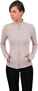 90 Degree By Reflex Women's Lightweight, Full Zip Running...