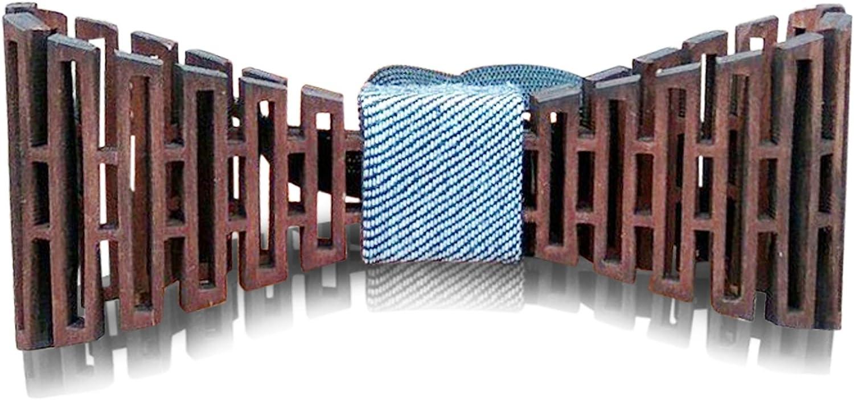 Wooden Bow Tie 3D Unique Design Holiday Wedding Wood Bowtie Men Necktie Gift Box