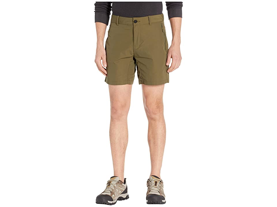 Mountain Hardwear Railay Redpointtm Shorts (Dark Army) Men