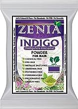 Zenia Pure Indigo Powder Natural Hair Color 500 grams