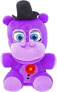 FNAF Five Nights at Freddys Mr. Hippo Plush Stuffed Animal Purple Exclusive Plushy