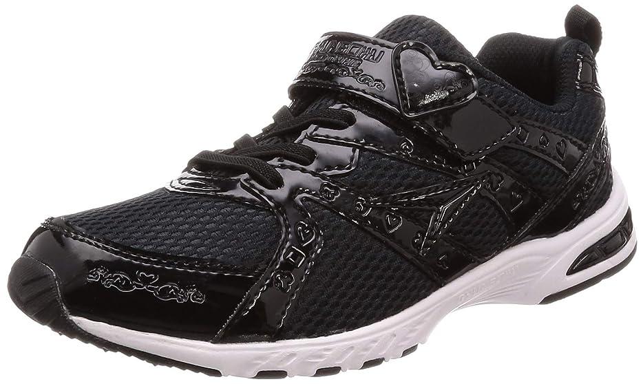 右そこ何よりも[シュンソク] 運動靴 通学履き 瞬足 レモンパイ 軽量 19~24.5cm 2E キッズ 女の子 LEJ 4270