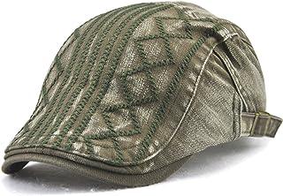 Gespout Sombreros Gorras Boinas Hombres Mujer Hat Flat Cap Invierno Otoño Paño Béisbol Gorros Deportes Viaje