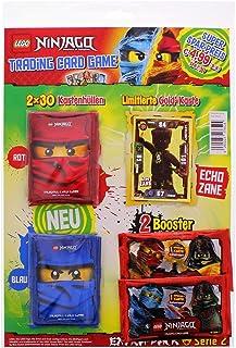 Lego Ninjago especial Tarjetas 10/Ultra brillante Tarjetas