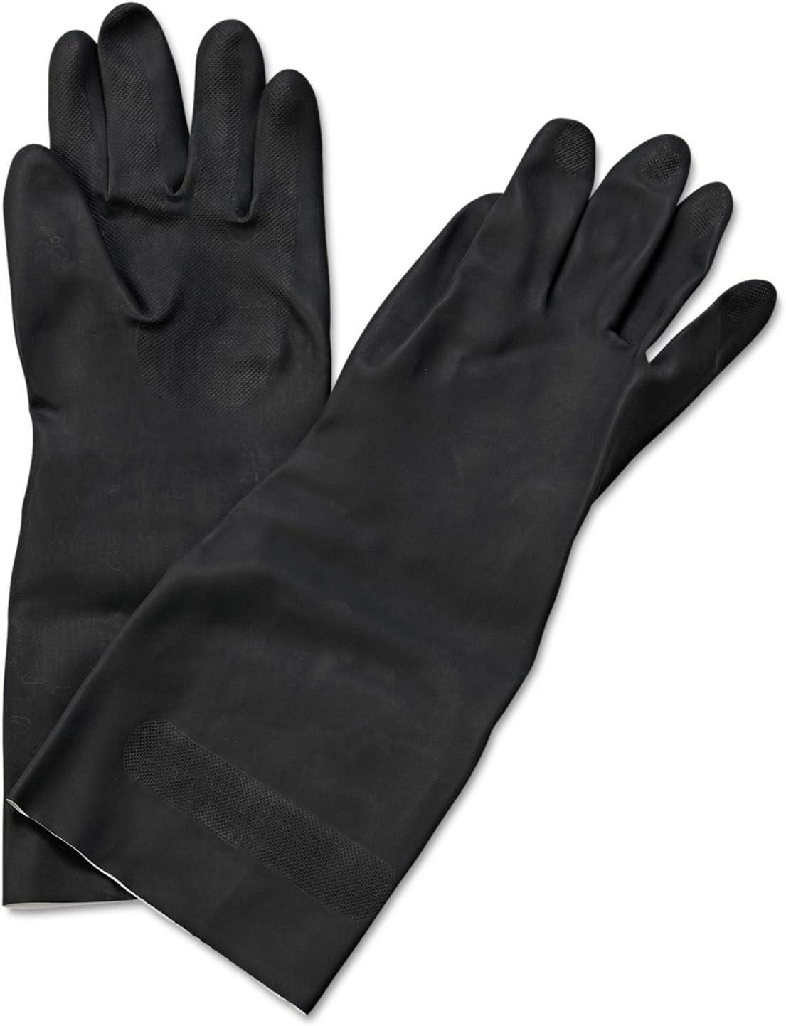 Boardwalk 543L Neoprene Flock-Lined Fees free!! Gloves Long-Sleeved Denver Mall 12-Inc
