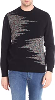 Luxury Fashion Mens MUN00018BK0082S9019 Black Sweater | Spring Summer 19