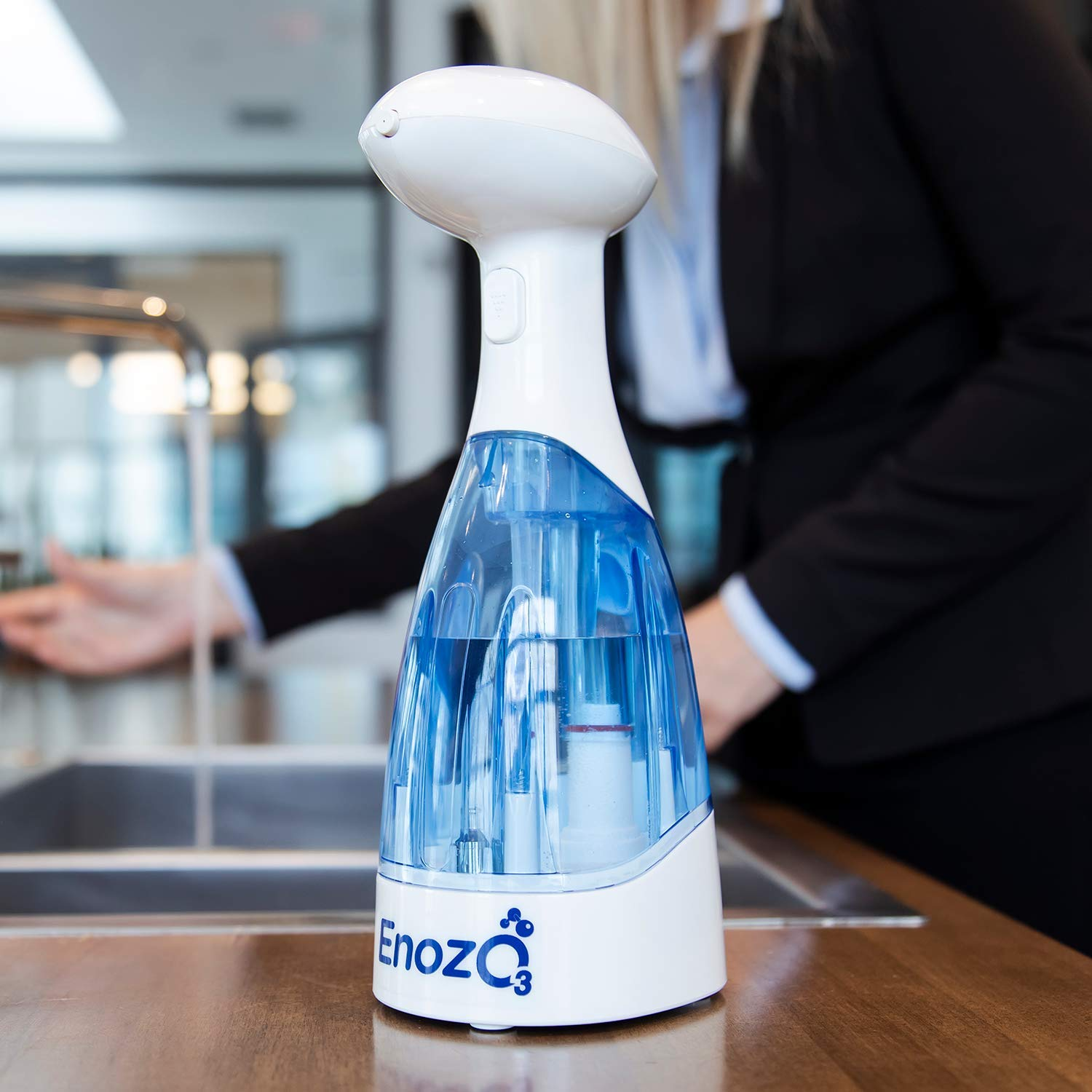 Enozo EnozoPro Spray Bottle (Sanitise, Clean and Deodorize) : Amazon.co.uk:  Business, Industry & Science