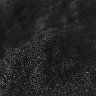black flocking powder
