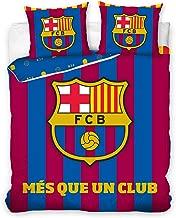 FC Barcelona Més Que Un Club UK Double Duvet Cover Set