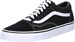 Vans Old Skool Classic Suede/Canvas, Sneaker Unisex - Adulto