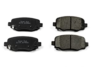 Power Stop 16-1734 Z16 Evolution Rear Ceramic Brake Pads