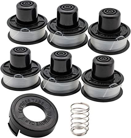 Spool For Black /& Decker ST4000 ST4050 ST4500 String Trimmer Parts Bump Cap