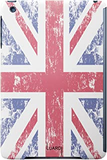 Luardi Decorative Snap on Back Smart Cover for iPad mini (Union Jack)