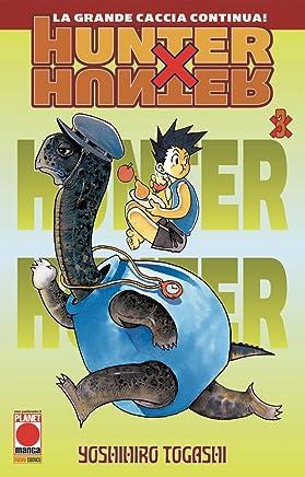 Hunter x Hunter 3 -  Terza Ristampa