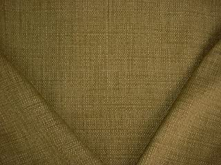 108RT7 - Moss Citron Citrus Gold Hemp Overscaled Basketweave Tweed Designer Upholstery Drapery Fabric - By the Yard